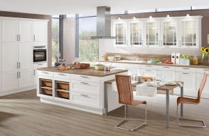 Chalet Honed White Lacquer 885