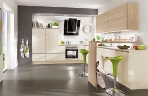 Focus Ivory Ultra High Gloss Handleless