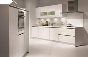 Laser Premium White Kitchen 411