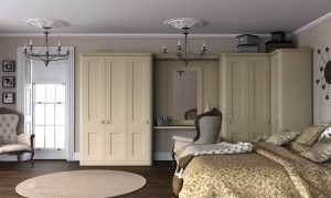 bedroom paintable white